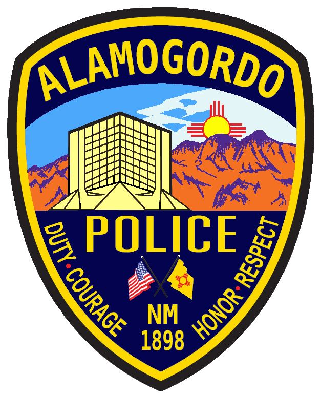 Alamogordo Police Duty Courage Honor Respect