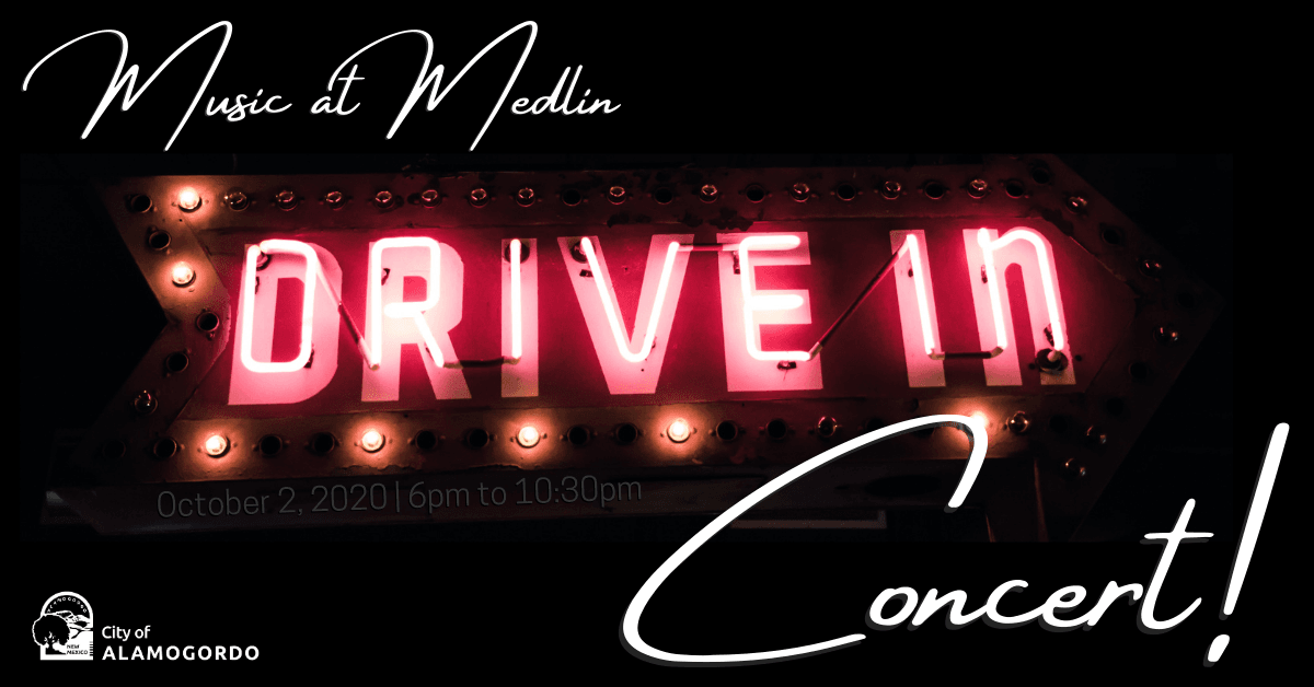 Drive in Concert Graphic